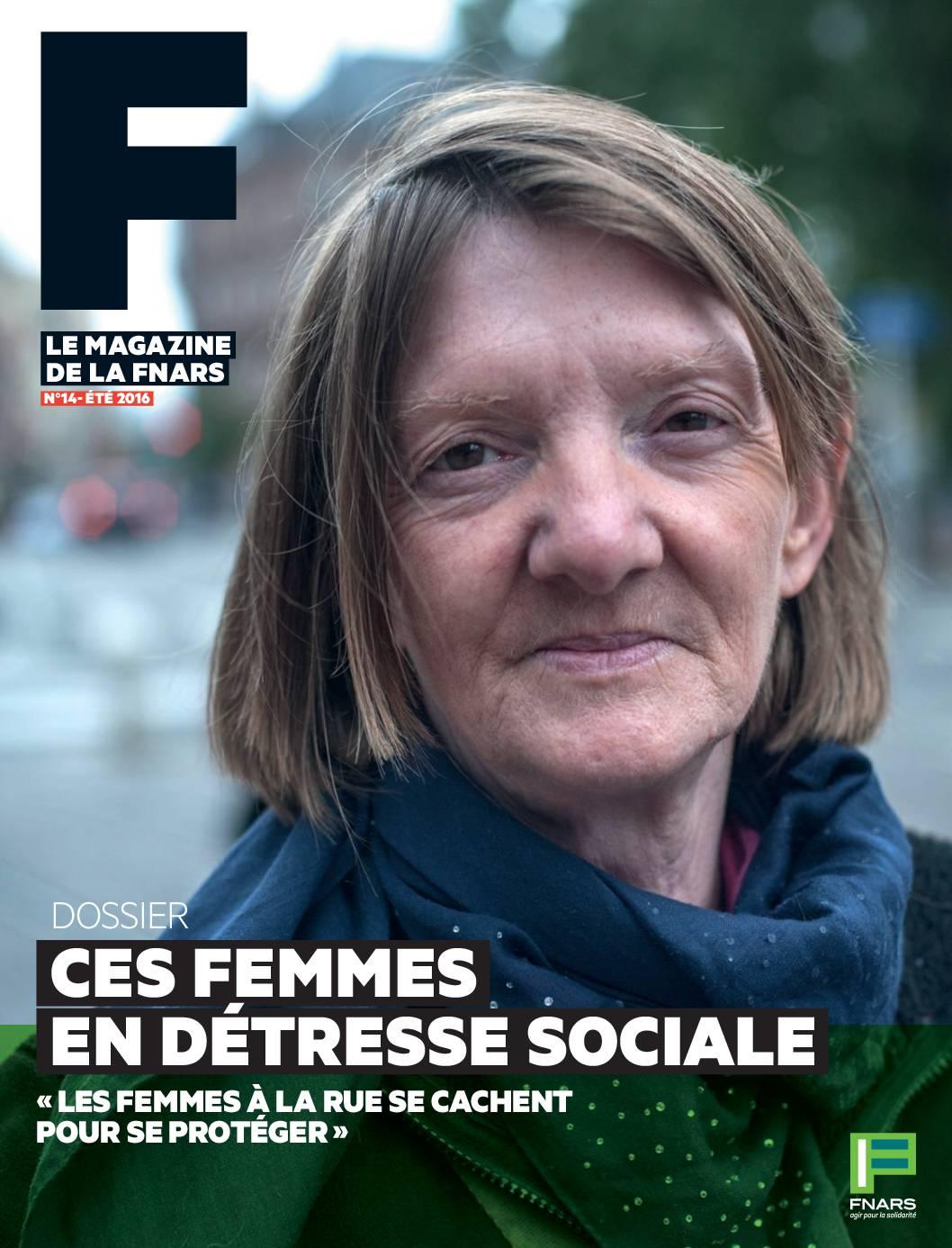 F #14 - Ces femmes en détresse sociale