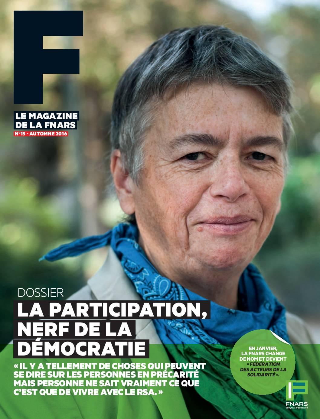 F #15 - La participation, nerf de la démocratie