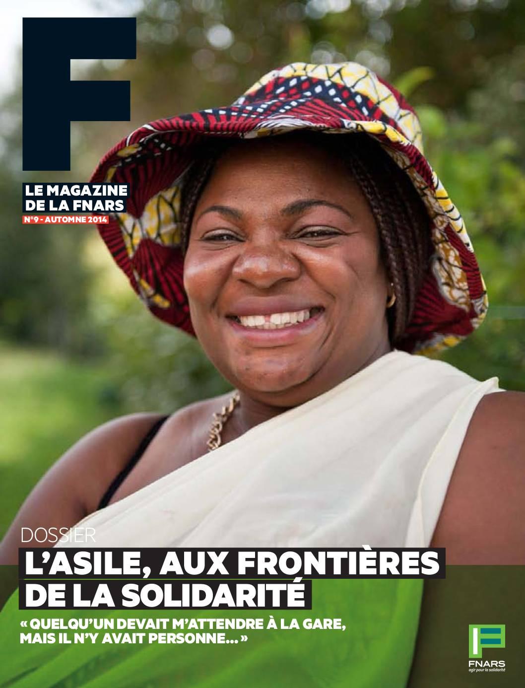 F #09 - Asile, aux frontières de la solidarité