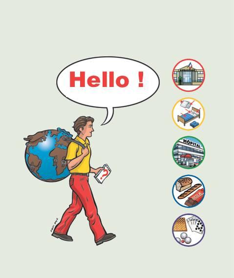Hello ! Le Guide du routard réfugiés