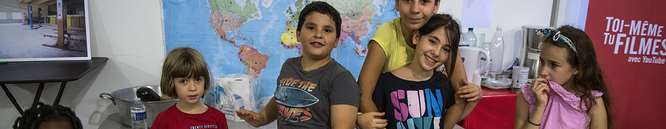 Lutter contre l'exclusion des enfants et des jeunes