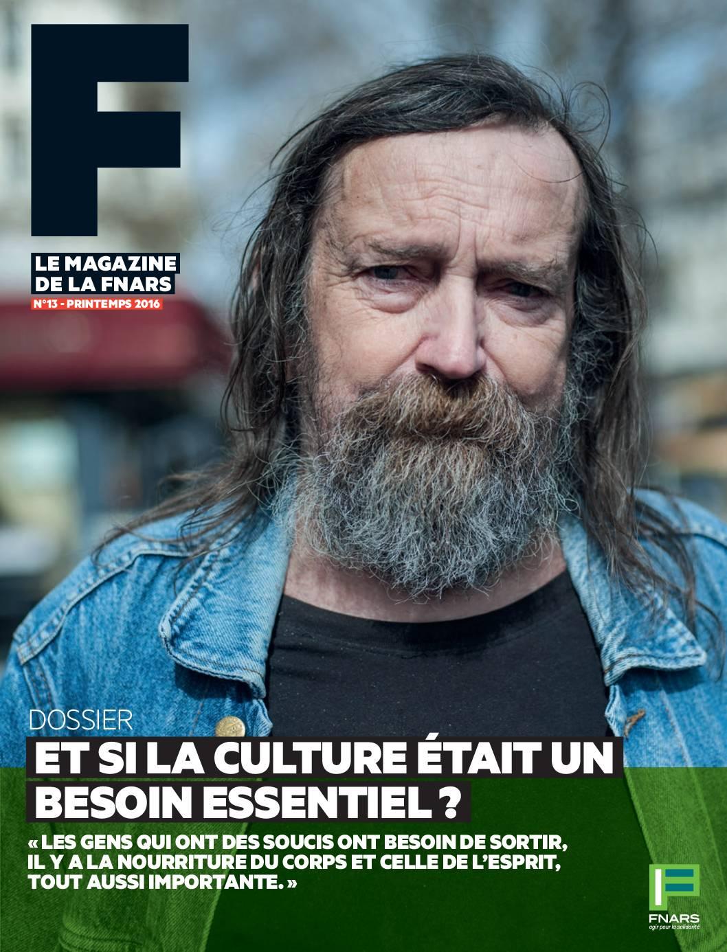 F#13 Et si la culture était un besoin essentiel ?