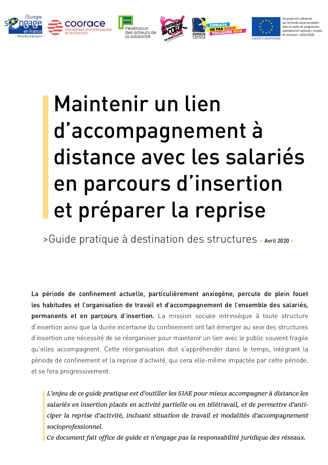 Guide accompagnement SIAE