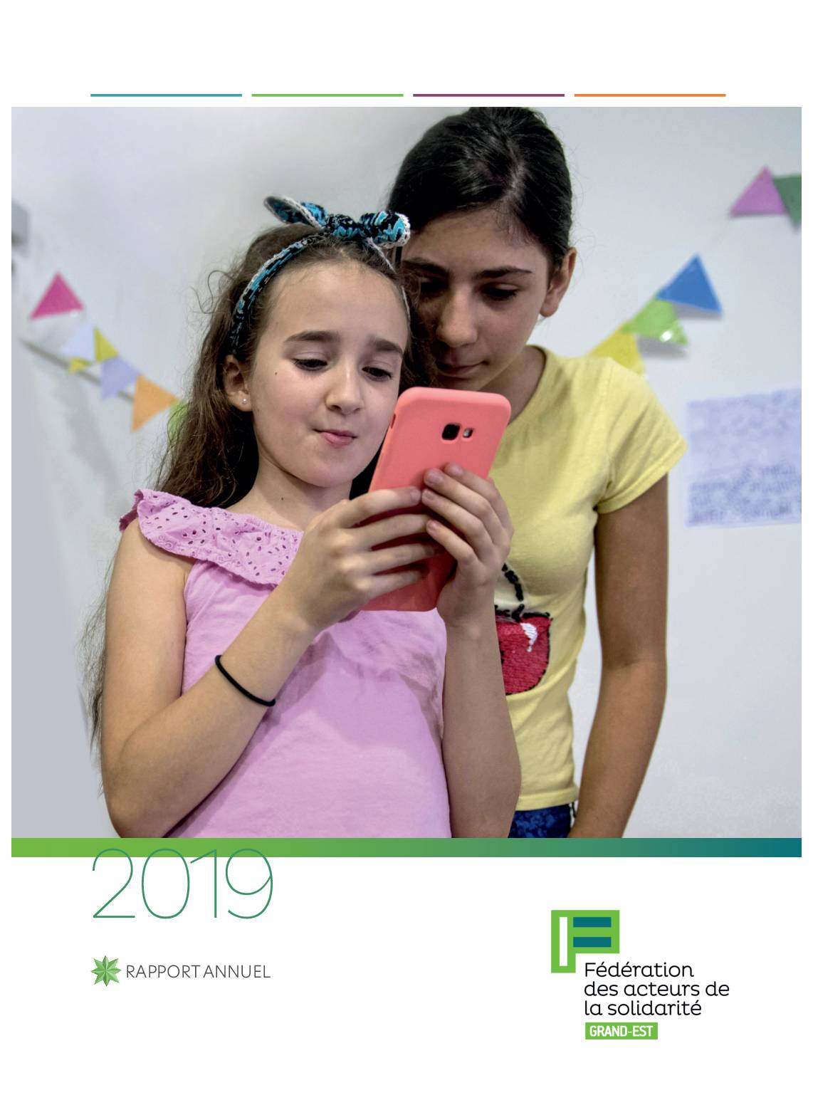 Rapport d'activité 2019 - Fédération Grand-Est