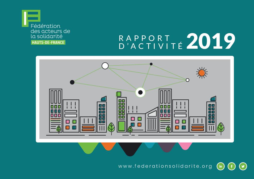 Rapport annuel Fédération des acteurs de la solidarité Hauts-de-France 2019