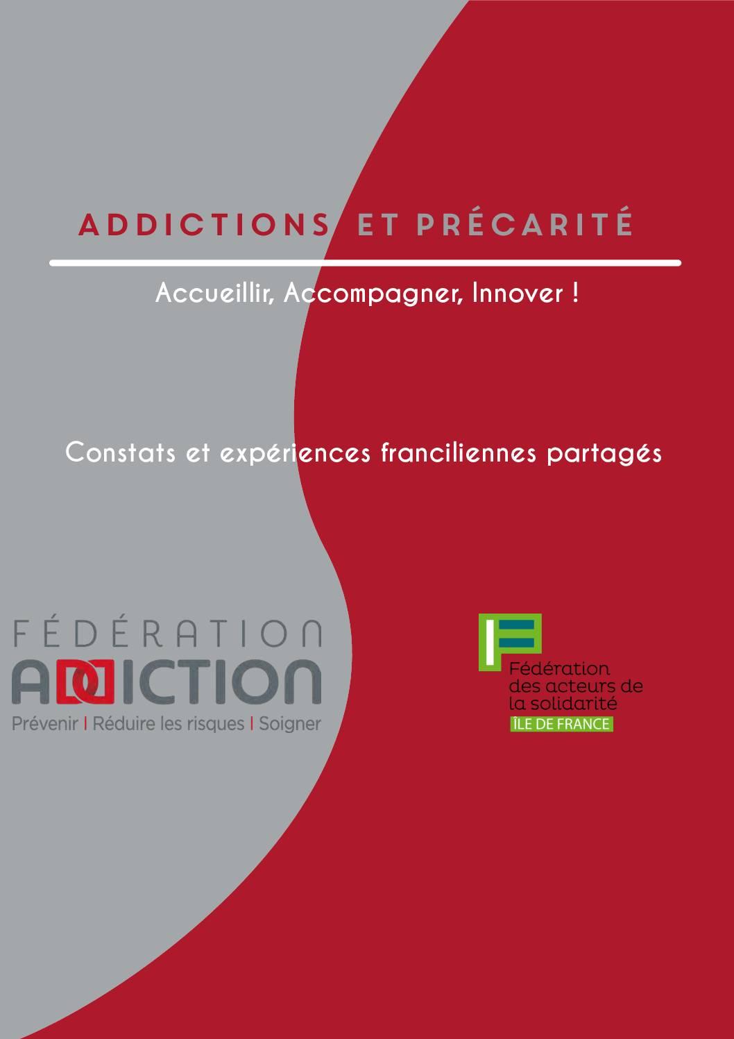 Addictions et précarité : constats et expériences franciliennes partagés