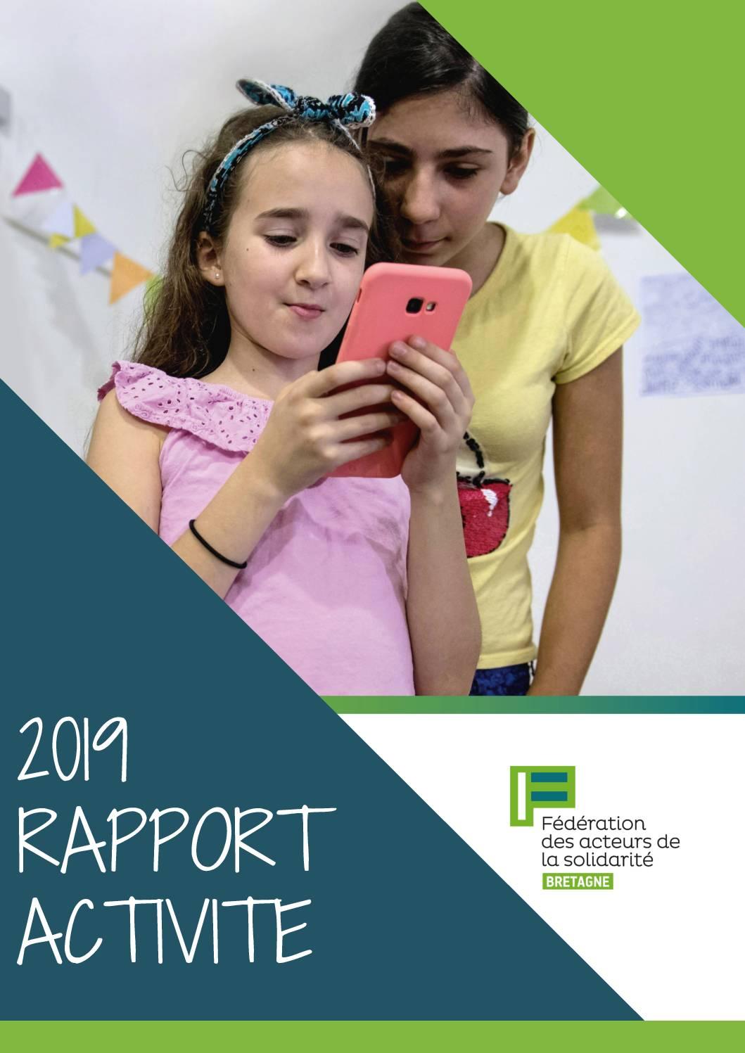 Rapport d'activité FAS Bretagne 2019