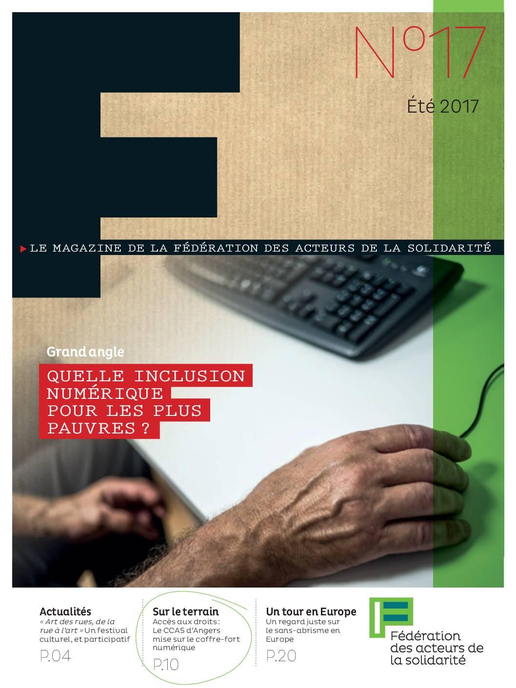 F#17 Quelle inclusion numérique pour les plus pauvres ?
