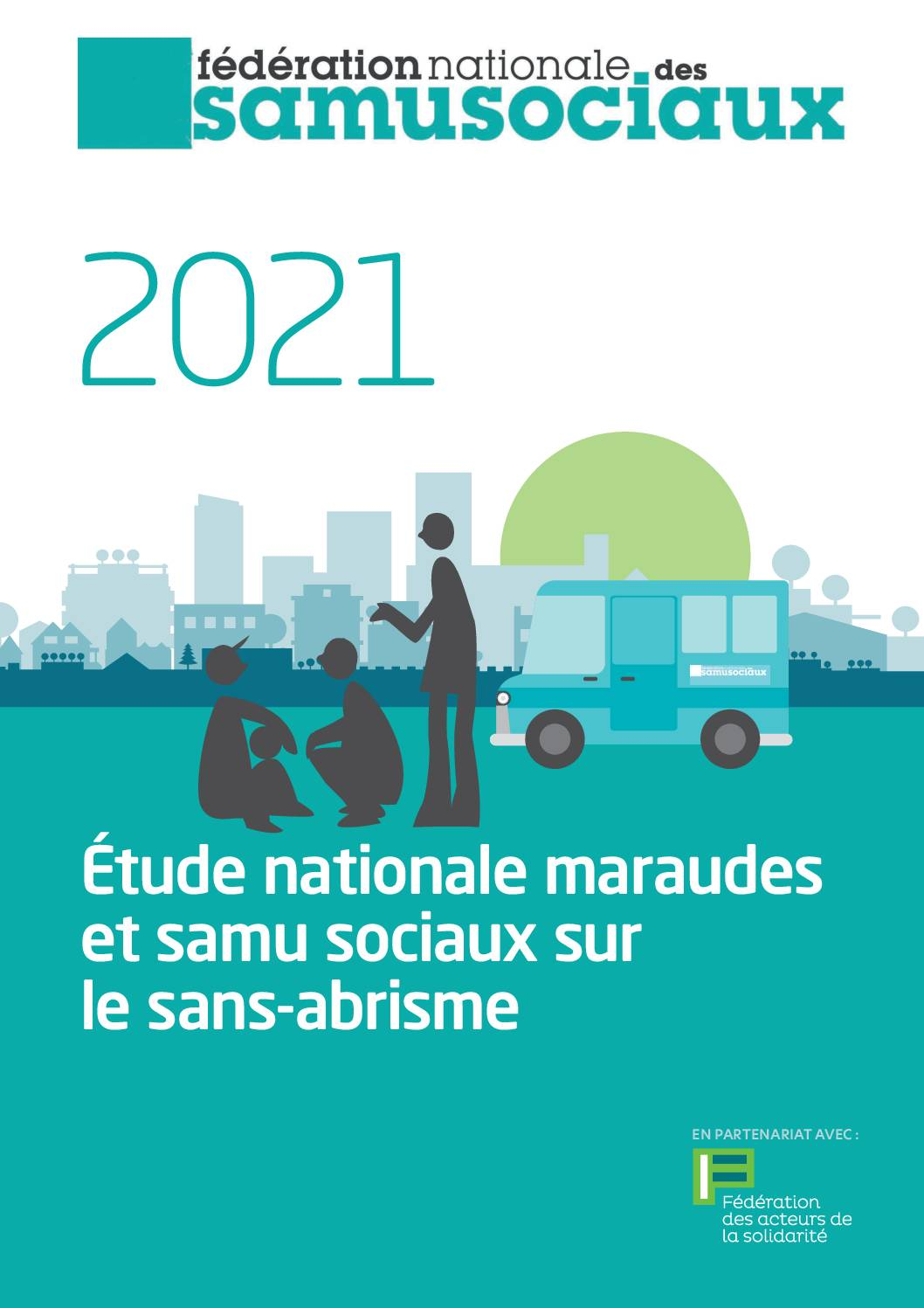 FNSS-FAS - Etude nationale maraudes 2021